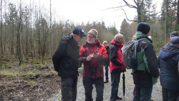 Dünsen Waldexkursion 03.2020